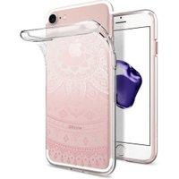 Spigen Liquid Crystal Case (iPhone 7) shine pink