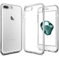 Spigen Neo Hybrid Crystal Case (iPhone 7 Plus) satin silver
