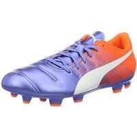 Puma evoPOWER 4.3 FG blue yonder/white/shocking orange