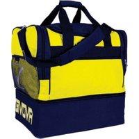 Givova Football Bag L yellow/navy