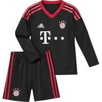 Adidas FC Bayern München Home Golakeeper Mini-Kit 2017/2018