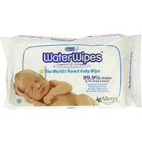 WaterWipes Baby Wipes (60)