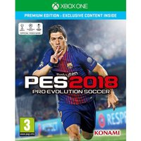 Pro Evolution Soccer 2018: Premium Edition (Xbox One)