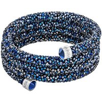 Swarovski Crystaldust Wide blue M (5294804)