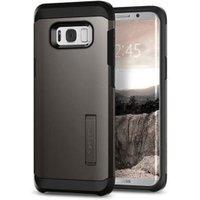 Spigen Tough Armor Case (Galaxy S8+) gunmetal