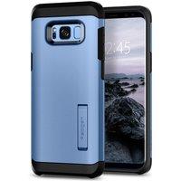 Spigen Tough Armor Case (Galaxy S8+) blue coral