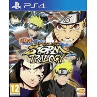 Naruto Shippuden: Ultimate Ninja Storm - Trilogy (PS4)