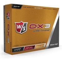 Wilson Staff DX3 Urethane white