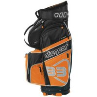 Clicgear Industries B3 Cartbag orange