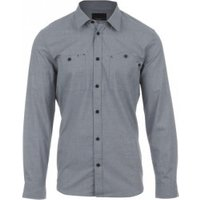 Alchemy Equipment Cotton LS Shirt (AEM078) navy