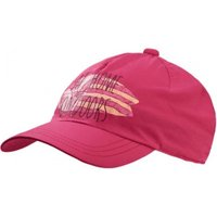 Jack Wolfskin Kids Supplex Shoreline Cap tropic pink