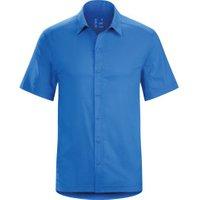 Arc'teryx Transept Shirt SS Men's deja blue