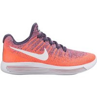 Nike LunarEpic Low Flyknit 2 Wmn dark raisin/white/purple earth
