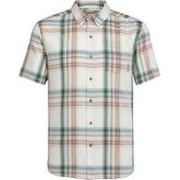 Icebreaker Cool-Lite Compass Short Sleeve Shirt Man bracken