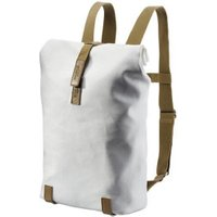 Brooks Pickwick Backpack Small white/stone