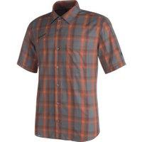 Mammut Pacific Crest Shirt Men titanium/dark orange