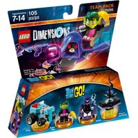 Warner Bros. LEGO Dimensions: Team Pack - Teen Titans GO!
