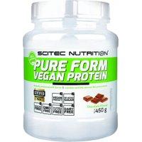 Scitec Nutrition Pure Form Vegan Protein 450g