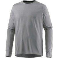 Adidas Supernova Long Sleeve Tee M mgh solid grey