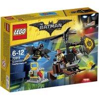 LEGO (R) Batman Scarecrow Fearful Face-Off
