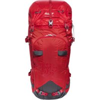 Bergans Helium Pro 40 red/solid grey