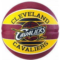 Spalding NBA Team Ball Cleveland Cavaliers (Size: 5)