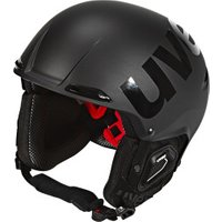 Uvex JAKK+ octo+ black mat/shiny