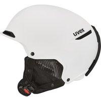 Uvex JAKK+ white mat