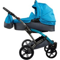 Knorr-Baby Voletto Sport - Grey/Turquoise (2017)