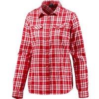 Jack Wolfskin Evan Shirt Women hibiscus red