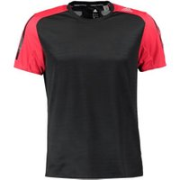 Adidas Response Short Sleeve M black/ray red