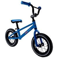 Kiddimoto Blue BMX Balance Bike