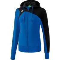 Erima Club 1900 2.0 Training Jacket hooded Women new royal/black