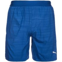 Puma Running Men's Pace Graphic Shorts true blue-embossed