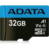 Adata Premier microSDHC UHS-I Class10 32GB (AUSDH32GUICL10A1-R)