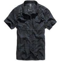 Brandit Roadstar Shirt black-blue