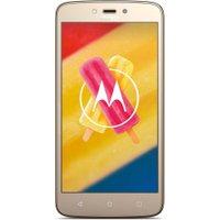 Motorola Moto C Plus whole gold