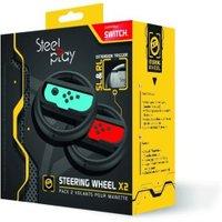 Steelplay Nintendo Switch Steering Wheel X2