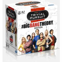 Eleven Force Trivial Pursuit The Big Bang Theory