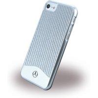 Mercedes-Benz Wave V Hardcover (iPhone 7) silver