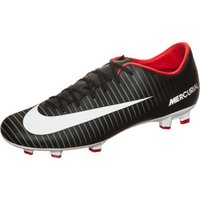 Nike Mercurial Victory VI FG black/dark grey/university red/white