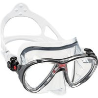 Cressi Big Eyes Evolution clear/red
