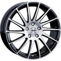 Autec Typ O - Oktano (8x18) black polished