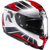 HJC RPHA 70 Octar white/red