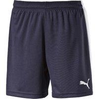 Puma Football Shorts Youth new navy/white