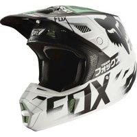 Fox V2 Union SE white/black/green