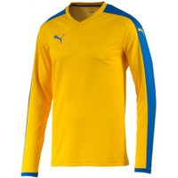Puma Football Longsleeve Jersey Youth team yellow/puma royal
