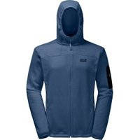 Jack Wolfskin Castle Rock Hooded Jacket ocean wave