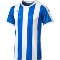 Puma Striped Football Jersey puma royal/white