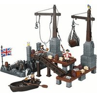 MEGA BLOKS Pirates of the Caribbean 2 - Port Royal (1016)